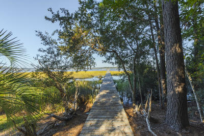 Johns Island Residential Lots & Land For Sale: Boonehaven Road