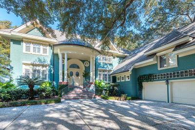 Kiawah Island Single Family Home For Sale: 37 Shoolbred Court