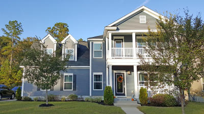 Johns Island SC Single Family Home Contingent: $365,000