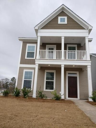 Johns Island Single Family Home For Sale: 1433 Tannery Row