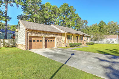 Charleston Single Family Home Contingent: 45 Peppertree Lane