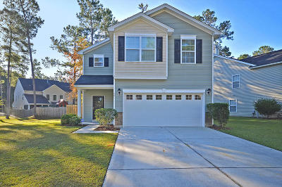 Ladson Single Family Home Contingent: 201 Breckingridge Drive