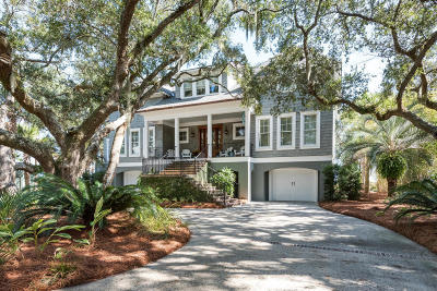 Johns Island Single Family Home Contingent: 3035 Marsh Haven