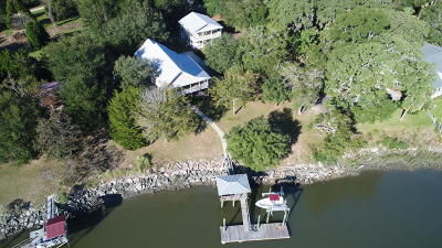 Edisto Island Single Family Home For Sale: 2113 Laurel Hill Road
