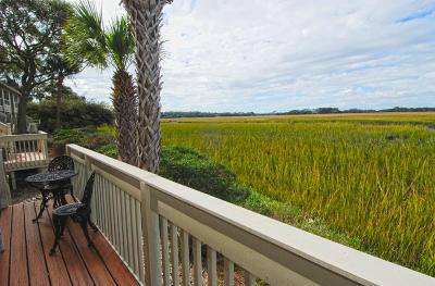 Seabrook Island Attached For Sale: 1812 Long Bend Drive