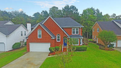 Goose Creek Single Family Home For Sale: 107 S Warwick