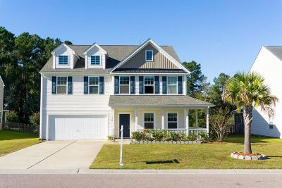Summerville Single Family Home For Sale: 158 Balsam Circle