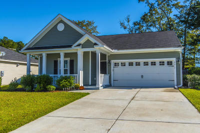 Ladson Single Family Home Contingent: 9617 Spencer Woods Road