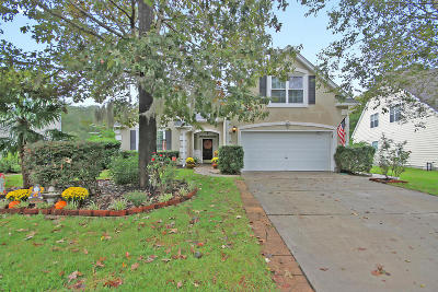 Charleston Single Family Home For Sale: 295 Cabrill Drive
