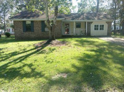 Single Family Home For Sale: 212 Braly Drive