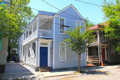 Charleston Multi Family Home For Sale: 5 Aiken Street