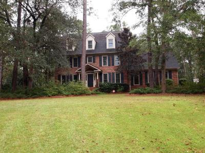 Summerville Single Family Home For Sale: 211 Compton Crossing