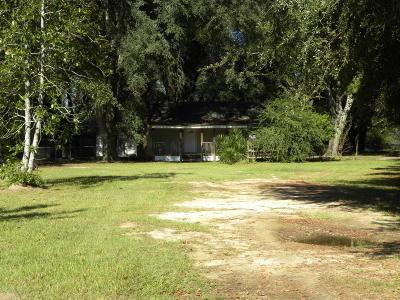 Walterboro Single Family Home Contingent: 4925 Pleasant Grove Road