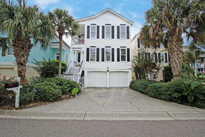 Isle Of Palms Single Family Home For Sale: 43 Morgan's Cove Drive
