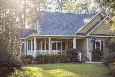 Walterboro Single Family Home Contingent: 120 Plantation Lane