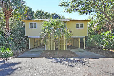 Isle Of Palms Single Family Home Contingent: 14 Sandpiper Court