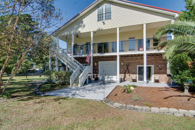 Single Family Home For Sale: 728 General Moultrie Drive
