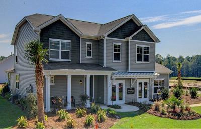 Johns Island Single Family Home For Sale: 116 Woodbury Drive