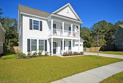 Ladson Single Family Home For Sale: 9713 Cutleaf Dr