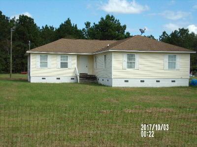 Walterboro Single Family Home Contingent: 110 Danville Lane