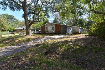 Charleston Single Family Home For Sale: 2107 Clayton Street