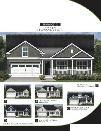 Single Family Home For Sale: 111 Olivia Marie Lane
