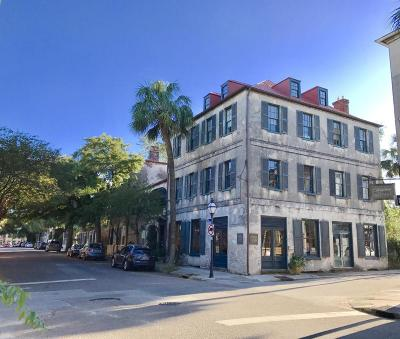 Charleston Single Family Home For Sale: 27 State Street