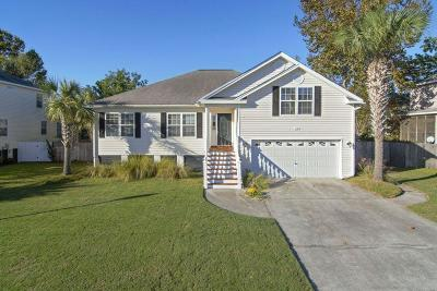 Ocean Neighbors Single Family Home Contingent: 1121 Clearspring Drive