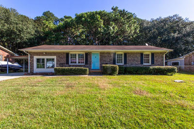 Summerville Single Family Home For Sale: 213 Arbor Road