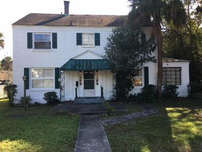 Single Family Home For Sale: 527 Savannah Highway
