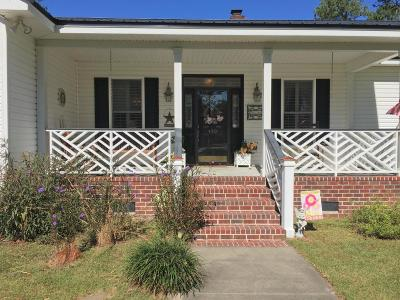 Walterboro Single Family Home For Sale: 430 Chamblee Road