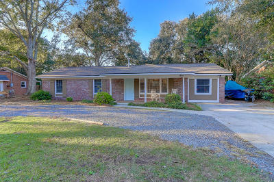 Single Family Home Contingent: 1446 Fort Johnson Road