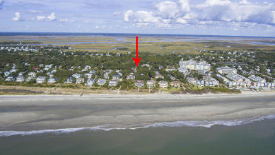 Isle Of Palms Single Family Home For Sale: 1 57th Avenue