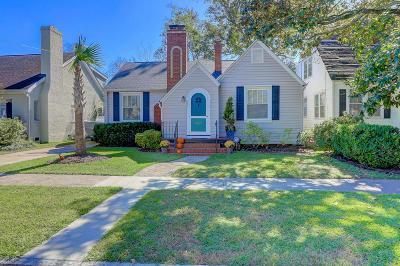 Charleston Single Family Home For Sale: 237 Gordon Street