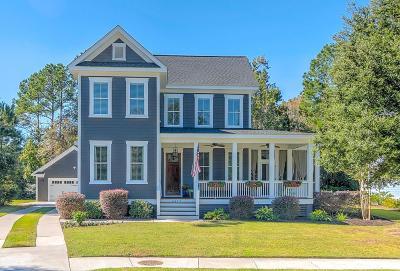 Johns Island Single Family Home For Sale: 3437 Acorn Drop Lane
