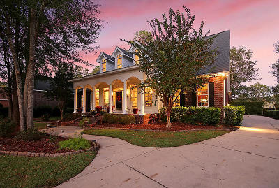 North Charleston, West Ashley Single Family Home Contingent: 8733 Herons Walk