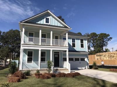 Charleston Single Family Home For Sale: 845 Shutes Folly Drive