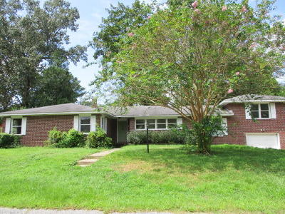 North Charleston Single Family Home For Sale: 4961 France Avenue