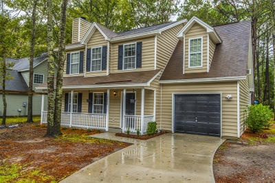 Johns Island Single Family Home For Sale: 3288 Berryhill Road