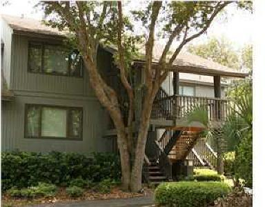 Kiawah Island Attached For Sale: 1387 Dunlin Court