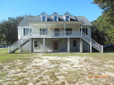 Single Family Home For Sale: 1271 Six Mile Road