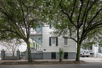 Charleston Multi Family Home For Sale: 31 Coming Street