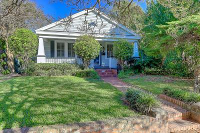 Charleston Single Family Home Contingent: 78 Saint Margaret Street