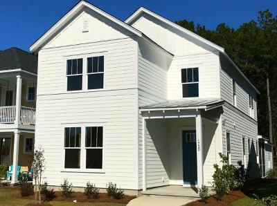 Johns Island Single Family Home For Sale: 1730 Sparkleberry Lane