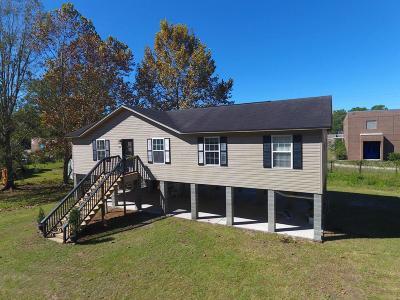 Single Family Home For Sale: 416 Drayton Street