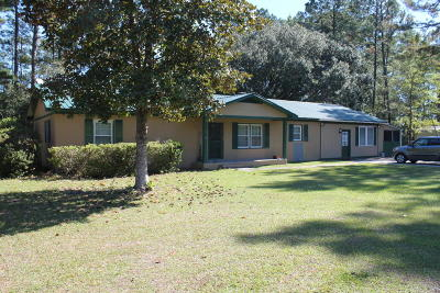 Walterboro Single Family Home Contingent: 371 Loblolly Street