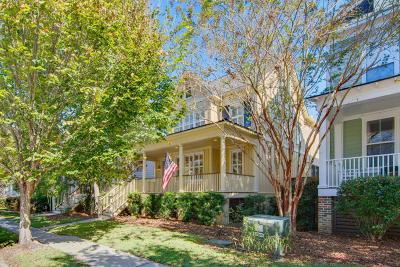 Charleston Single Family Home For Sale: 2418 Settlers Street