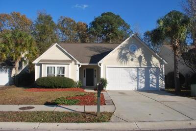 Mount Pleasant Single Family Home For Sale: 3478 Ashwycke Street