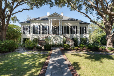 Single Family Home For Sale: 384 Overseer Place