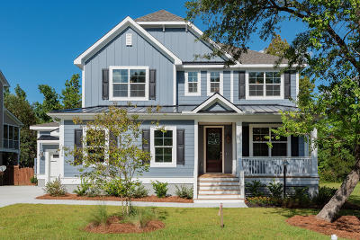Charleston Single Family Home For Sale: 120 Wando Reach Road